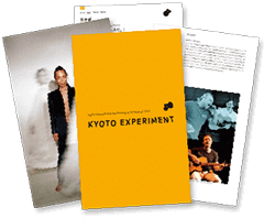 KYOTO EXPERIMENT2011