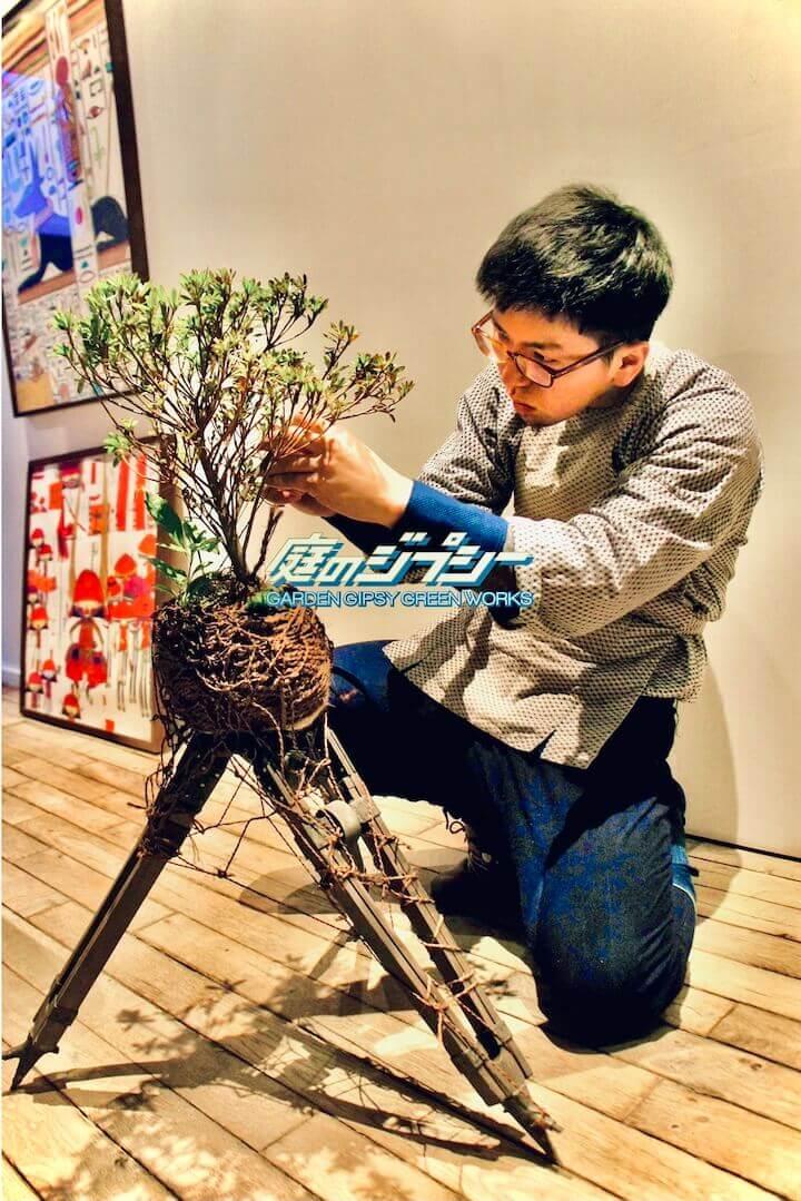 Yohei Hashiguchi (garden gipsy)