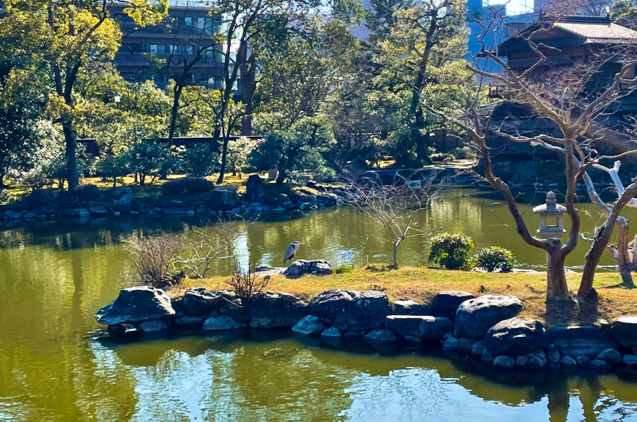 京都御苑九条邸跡