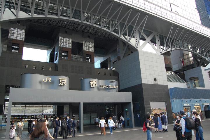 京都駅中央口2